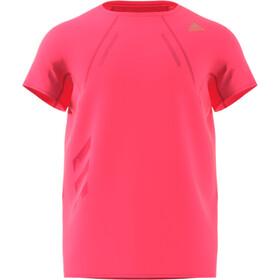 adidas Heat.RDY Koszulka z krótkim rękawem Mężczyźni, signal pink